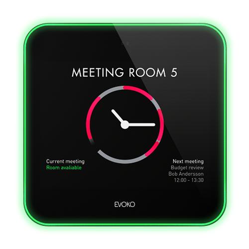 Системы бронирования залов Evoko Room Manager