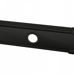 Двойной потолочный адаптер с декоративной заглушкой для перекрытий