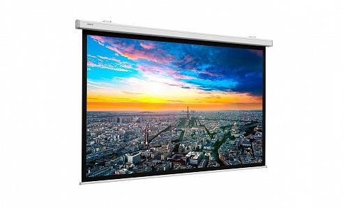 Проекционный экран с электроприводом профессионального качества