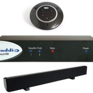 Комплект аудио оборудования A системы EasyTalk USB / 999-8620-001