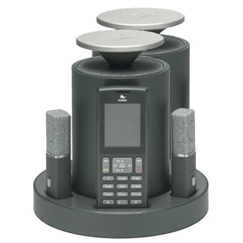 Беспроводной VoIP конференц-телефон FLX™ (2 настольных всенаправленных микрофона