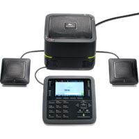 IP-конференц-телефон FLX UC 1500 с поддержкой USB (питание по PoE 802.3af; в комплекте: конференц-телефон