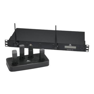 4-хканальная система Executive HD в комплекте: базовая станция