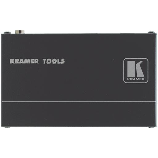 Трехполосный параметрический эквалайзер (частота / полоса / усиление) Kramer 103EQ