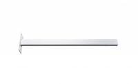 Настенный кронштейн белый 75 см для экранов (Tensioned) Descender Electrol / (Tensioned) Elpro Concept / Compact Electrol / Dynamic Electrol / Hapro CSR / Dynamic CSR / ProScreen (CSR)