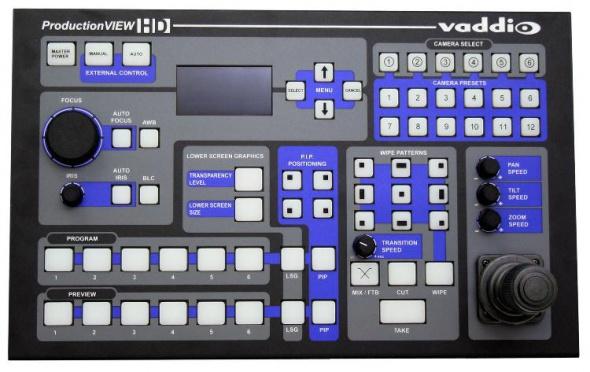 Пульт управления и микширования для аналоговых и цифровых камер / 999-5600-001