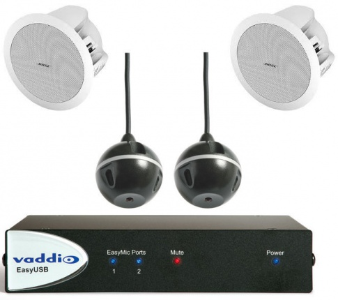 Комплект аудио оборудования D системы EasyTalk USB / 999-8645-001