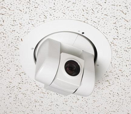 Потолочное встраиваемое крепление для камер HD-20/19/18 IN-Ceiling Half-Recessed Enclosure for HD-30
