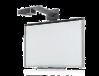 Интерактивная доска 87 со встроенным проектором UF65W