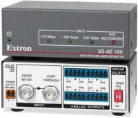 Скалеры и процессоры обработки сигналов  HD-SDI и 3G-SDI - 3G-AE 100