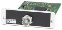 Аксессуары для скалеров и процессоров обработки сигналов - Выходная плата 3G-SDI