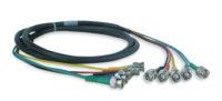Аналоговые кабели выского разрешения - Серия MHR-5 BNC