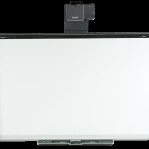 Интерактивная доска 87 со встроенным проектором UF75