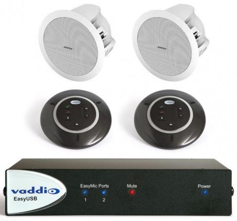 Комплект аудио оборудования E системы EasyTalk USB / 999-8650-001