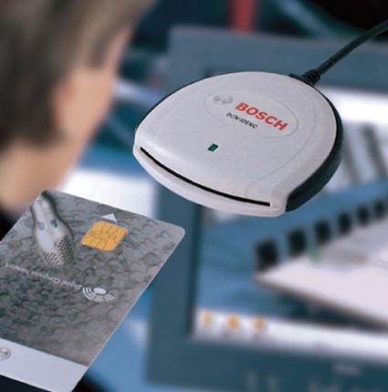 Устройство кодирования идентификационных карт (USB)
