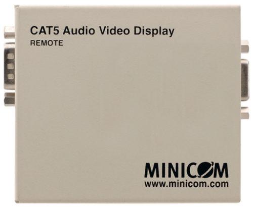 Приемник сигнала распределенной системы аудио- и видеовещания (Audio Video Display System