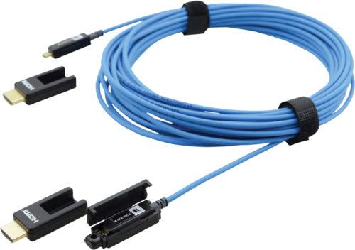 Малодымный оптоволоконный кабель HDMI Kramer CLS-AOCH/XL