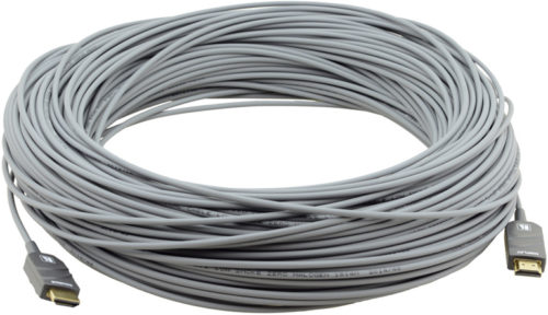 Малодымный оптоволоконный кабель HDMI Kramer CLS-AOCH
