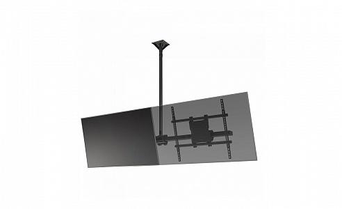 """Модуль для потолочного крепления мультидисплейной системы в ландшафтной ориентации для дисплеев 60""""-65""""+"""