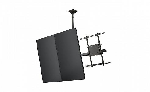 """Модуль для потолочного крепления для мультидисплейной системы в портретной ориентации для дисплеев 60""""-65""""+"""