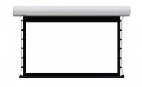 LUMIEN CINEMA Tensioned Control - электроприводныеэкраны с системой натяжения по бокам. Обладаяабсолютно плоской поверхностью