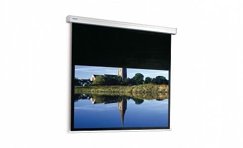 Проекционный экран высокого качества с электроприводом