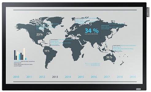 Интерактивная панель Samsung DB22D-T