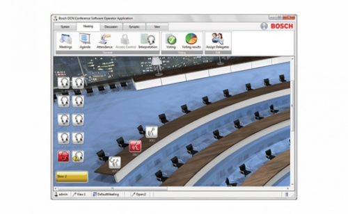 ПО конференц системы - модуль распределения сообщений / электронная версия