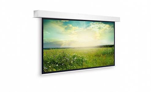 Подвесной проекционный экран для средних и крупных мероприятий. Ширина полотна от 3