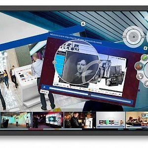 LCD панель NEC MultiSync E705 SST