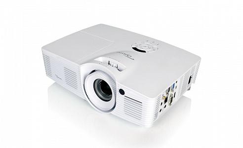 DLP проектор с разрешением Full HD (1920*1080) и яркостью 4200 лм