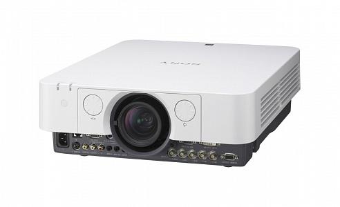 Инсталляционный 3LCD XGA проектор с высокой яркостью и низкими затратами на техническое обслуживание