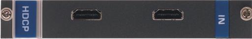 Входная плата с 2 портами HDMI для коммутатора Kramer VS-1616D Kramer H-IN2-F16/STANDALONE