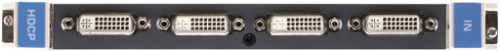 Входная плата с 4 портами HDMI для коммутатора Kramer VS-3232DN Kramer H-IN4-F32/STANDALONE