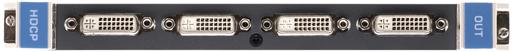 Выходная плата с 4 портами HDMI для коммутатора Kramer VS-3232DN Kramer H-OUT4-F32/STANDALONE
