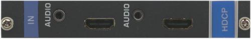 Плата на 2 входа HDMI и аналогового аудио для коммутатора Kramer VS-1616D Kramer HAA-IN2-F16/STANDALONE