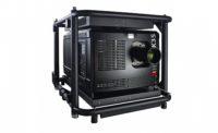 Трехчиповый DLP-проектор с яркостью 35000 лм и разрешением 4K. Объектив в комплекте на выбор