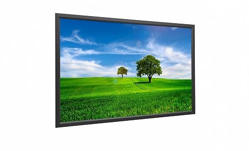 Высококачественный экран со стационарной рамой
