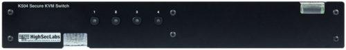 KVM-коммутатор 4х1 сигналов DisplayPort Kramer K504