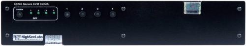 KVM-коммутатор 4х1 сигналов DisplayPort