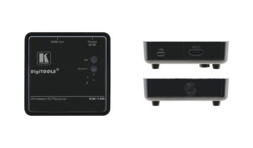 Комплект из беспроводного передатчика и приемника сигнала HDMI Kramer KW-14