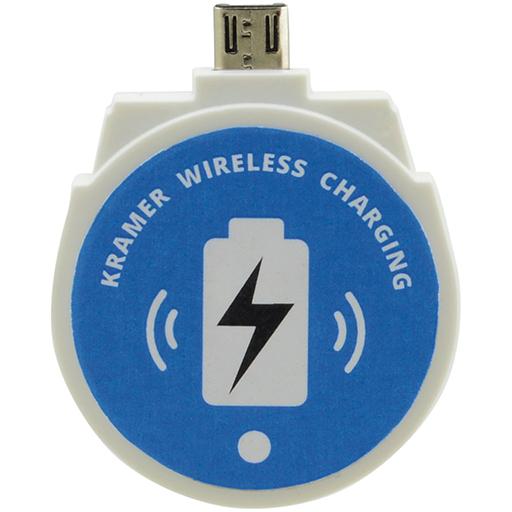 Адаптер беспроводного зарядного устройства с разъемом micro-USB Kramer KWC-MUSB