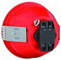 Металлический противопожарный колпак для потолочного громкоговорителя серии LC4