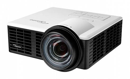 Короткофокусный LED проектор с разрешением WXGA (1280 x 800)