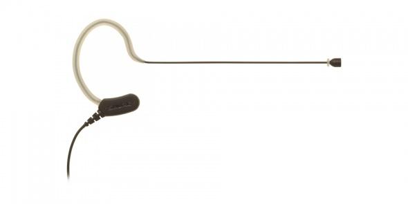 Миниатюрный головной конденсаторный микрофон