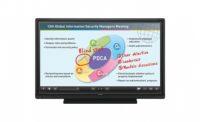 Интерактивная панель Sharp PN60TB3