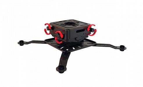Универсальное потолочное крепление для проекторов с микро регулировкой вручную (без использования инструментов)