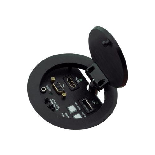 Модуль для подключения кабелей для использования с приборами SID-X Kramer RTBUS-12