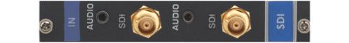 Плата c 2 входами 3G HD-SDI Kramer SDIA-IN2-F16/STANDALONE
