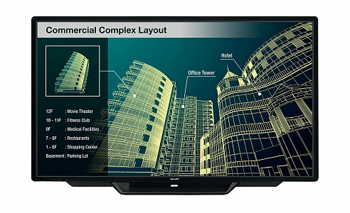 Интерактивная LED панель Sharp PN-80TC3
